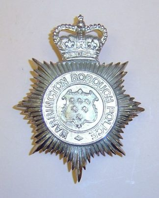 FARRINGTON BOROUGH POLICE QC HP