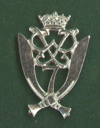 WESSEX BRIGADE a/a cap badge