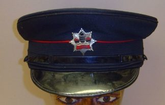 EAST MIDLANDS FIRE SERVICE PEAKED CAP