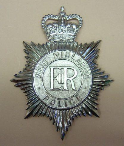 EAST MIDLANDS POLICE QC HP Chrome ERII HP