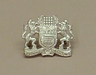 WESTMINSTER DRAGOONS sil pl. single collar