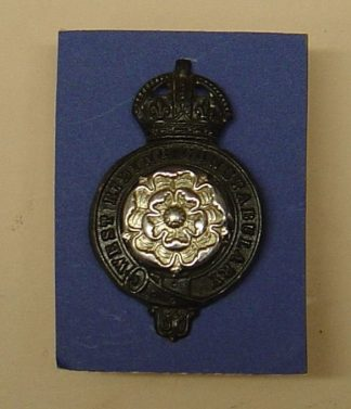 EAST RIDING CONSTABULARY KC night c/b Chrome Rose