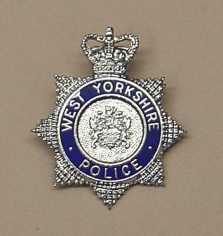 EAST YORKSHIRE POLICE QC Chrome blue ring c/b