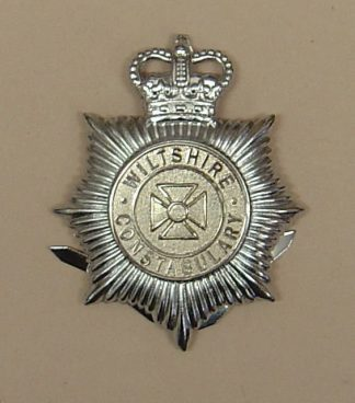 LTSHIRE CONSTABULARY QC Chrome Nickel  centre