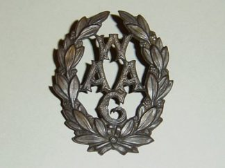MENS AUXILLARY ARMY CORPS O.S.D.Bz. cap badge