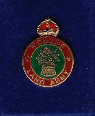 MENS LAND ARMY - LAPEL BADGE
