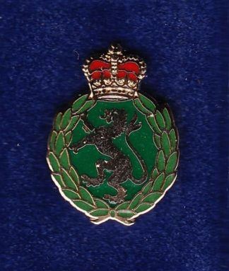 MENS ROYAL ARMY CORPS - LAPEL BADGE