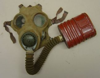 II issue BRITISH MILITARY ISSUE RESPIRATOR