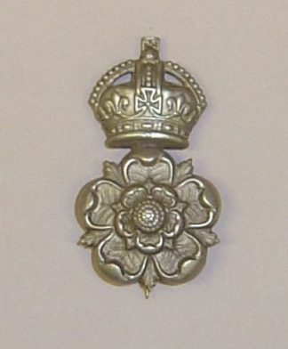 YORKSHIRE DRAGOONS - KC N.C.O.'s Sleeve Badge w/m