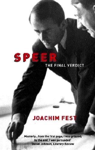 Speer - the Final Verdict