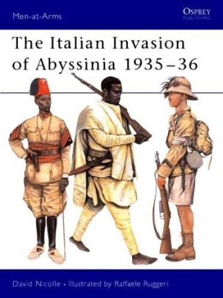 Italian Invasion of Abyssinia, 1935 - 36