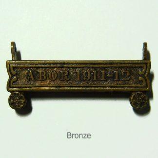 Abor 1911-12