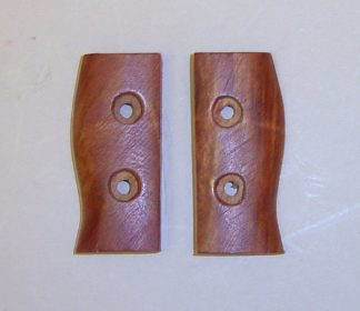No.5 Jungle Carbine bayonet replacement Wooden Grips (pair)