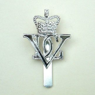 5th Dragoon Guards QC a/a cap badge