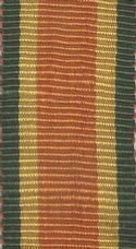 Africa Service Medal - Miniature Medal