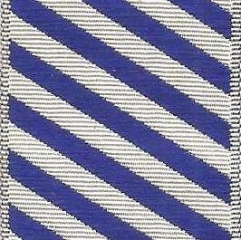 DISTINGUISHED FLYING CROSS Full Size Medal 30 mm Diagonal stripes