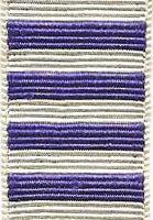 DISTINGUISHED FLYING CROSS Horizontal stripes pre-1919 Miniature Medal