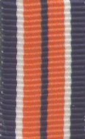GENERAL SERVICE MEDAL RIBBON miniature