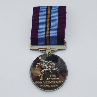 ARNHEM 50th ANNIVERSARY medal, without case.