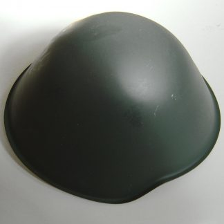 East German (D.D.R.) Army Steel Combat Helmet complete