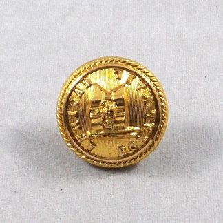 AFRICAN ROYAL MAIL LINE 26 mm Officer Quality gilt button
