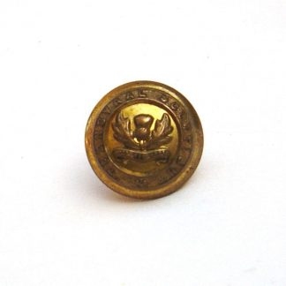 TRANSVAAL SCOTTISH 12 mm or's g/m cap button