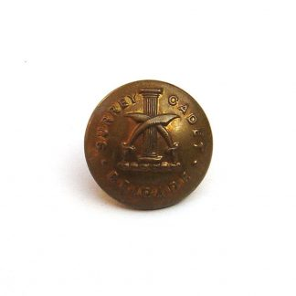 1st SURREY CADETS 14mm g/m button