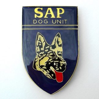 SOUTH AFRICA SAP DOG UNIT arm shield -