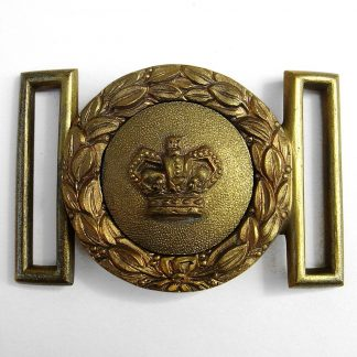 Convict or Prisons Department Officers Sword Belt Buckle