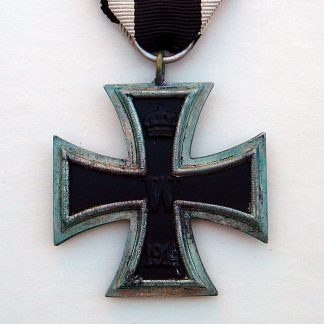 WW1 Iron Cross 2nd Class Large Frame