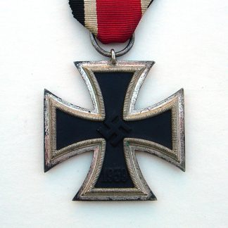 WW2 Iron Cross 2nd Class Makers Mark 4