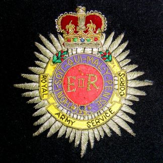 ROYAL ARMY SERVICE CORPS QC