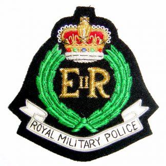 ROYAL MILITARY POLICE QC