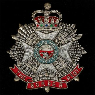 BORDER REGIMENT QC