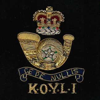KINGS OWN YORKSHIRE LIGHT INFANTRY (KOYLI)