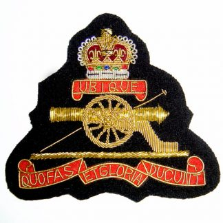 ROYAL ARTILLERY QC