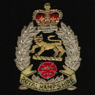 ROYAL HAMPSHIRE REGIMENT QC