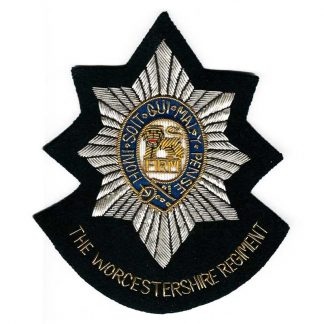 WORCESTERSHIRE REGIMENT