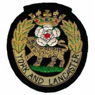 YORK AND LANCASHIRE REGIMENT