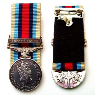 Operational Service Medal - Afghanistan Clasp