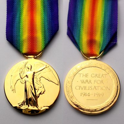 WW1 Allied Victory Medal