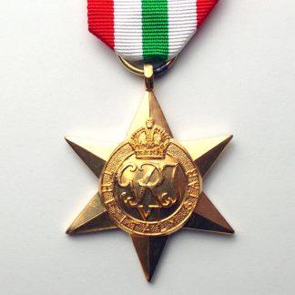 Italy Star WW2