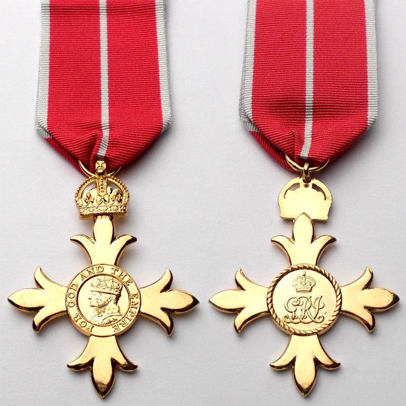 Image result for obe medal