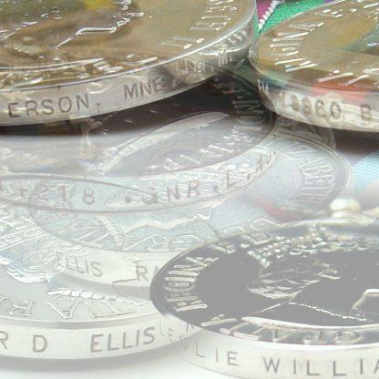 Medal naming
